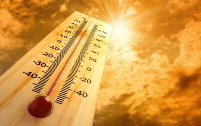 Hőségriasztás!