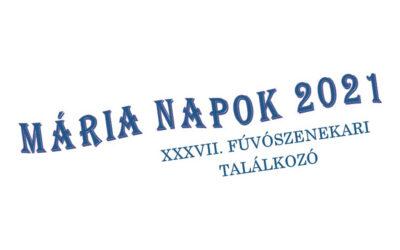 Mária Napok 2021